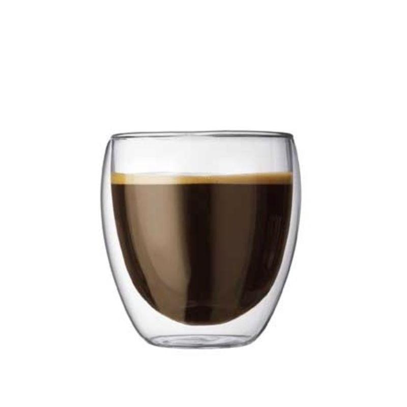 Bodum - Pavina - 2 szklanki o podwójnych ściankach