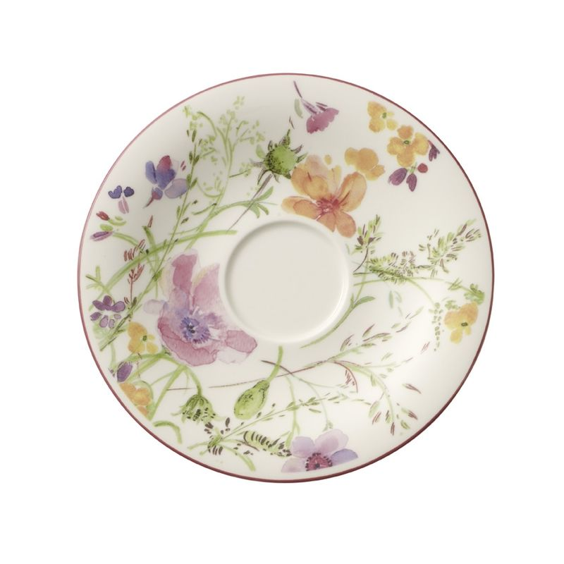 Villeroy & Boch - Mariefleur Basic - spodek do filiżanki do kawy - średnica: 16 cm