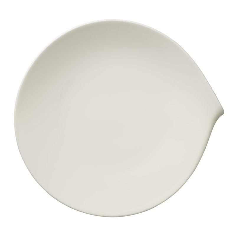 Villeroy & Boch - Flow - talerz Gourmet - wymiary: 31 x 29 cm