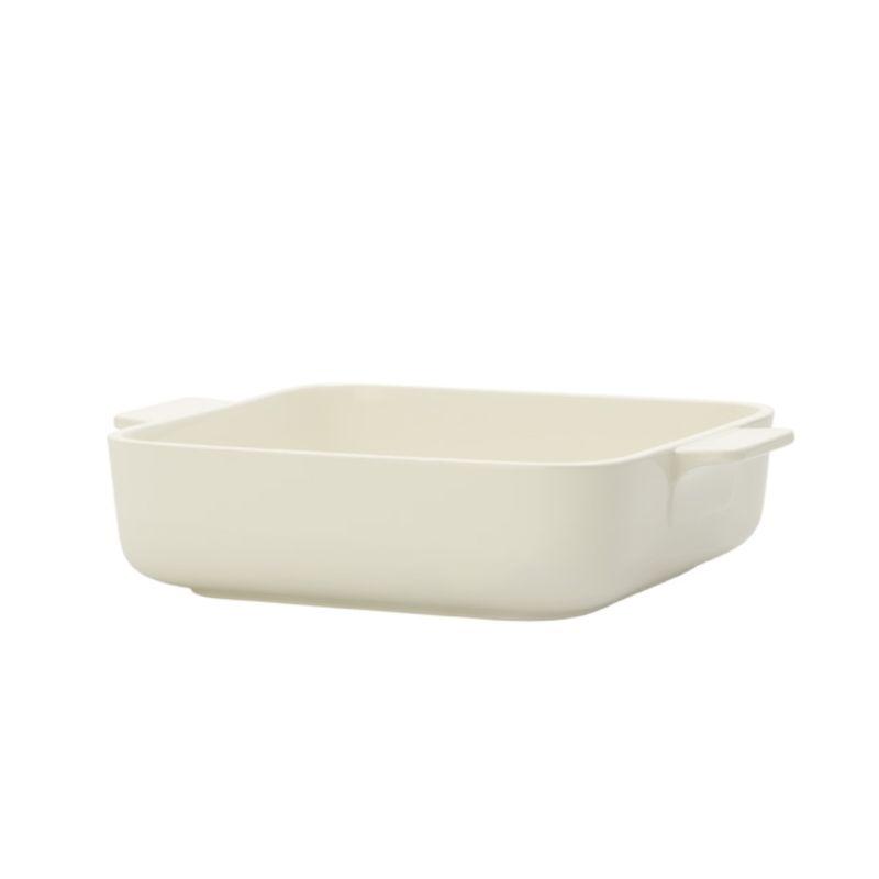 Villeroy & Boch - Clever Cooking - kwadratowe naczynie do zapiekania - wymiary: 21 x 21 cm