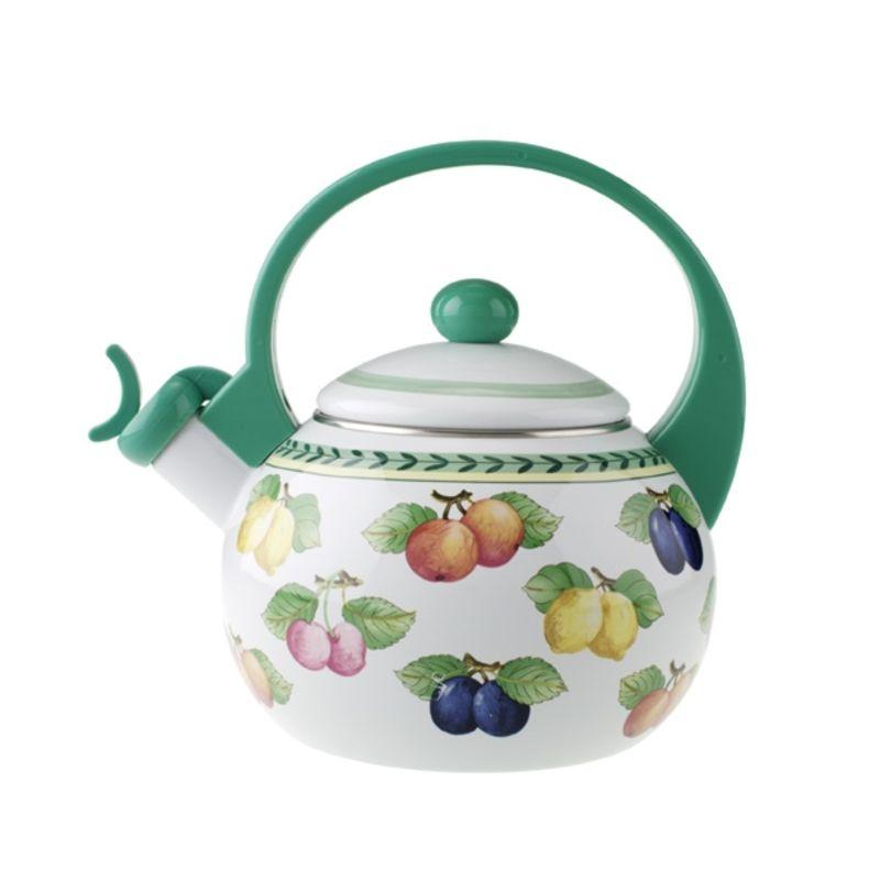 Villeroy & Boch - French Garden - czajnik z gwizdkiem - pojemność: 2,0 l