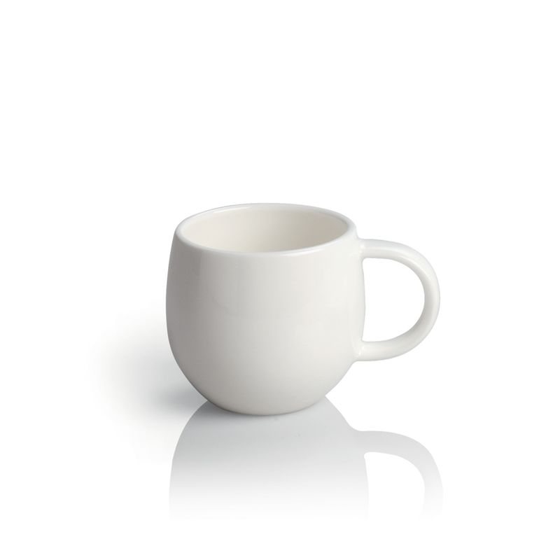 A di Alessi - All-Time - filiżanka do espresso - pojemność: 0,09 l