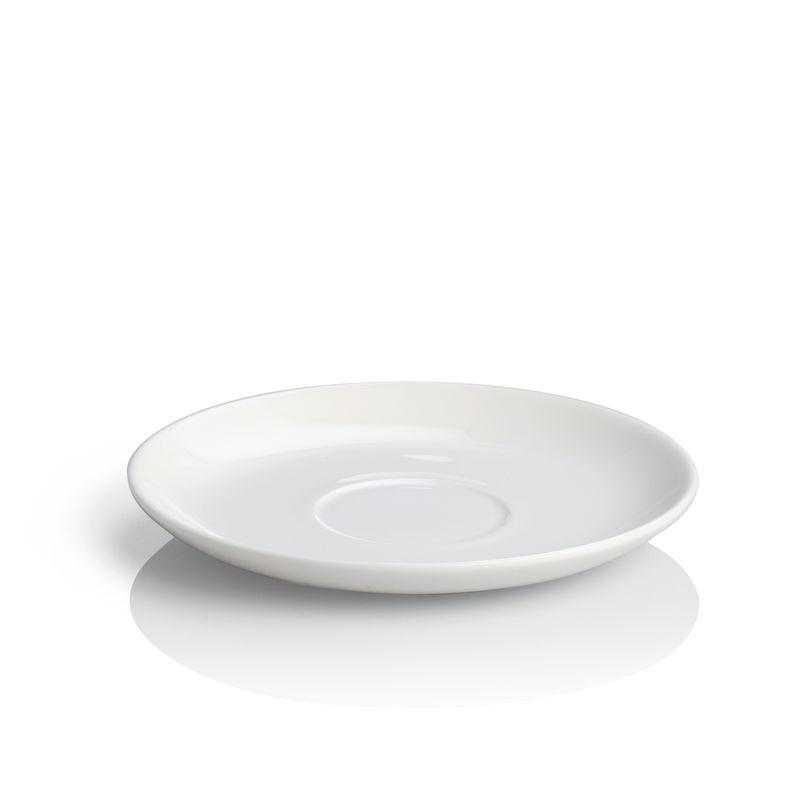 A di Alessi - All-Time - spodek do filiżanki do herbaty - średnica: 15 cm