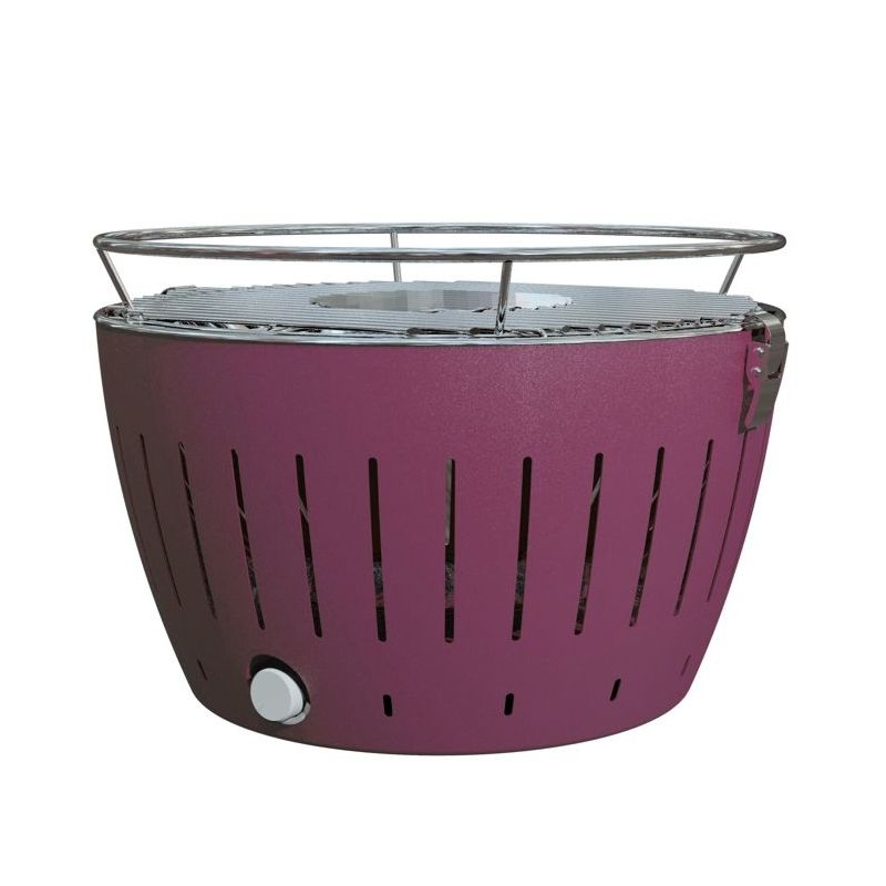 LotusGrill - grill stołowy - wymiary: 35 x 36,8 x 23,4 cm