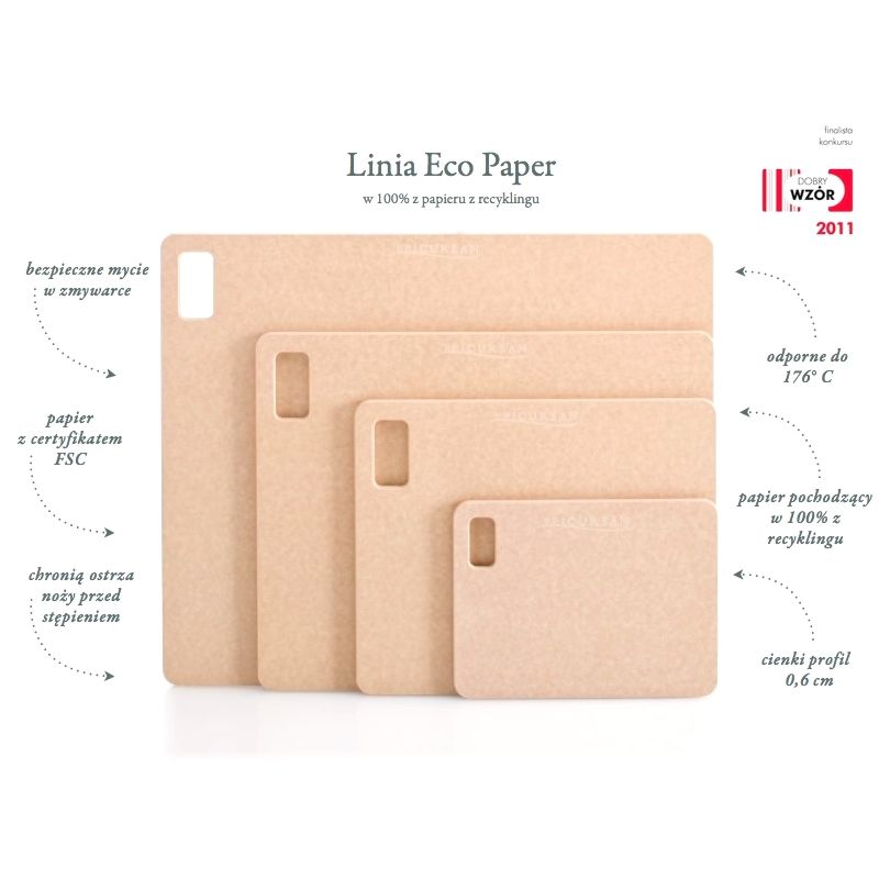 eco paper The main object of activity of sc ecopaper sa is represented by the manufacture and merchandising of the following types of paper: - wellenstoff paper.