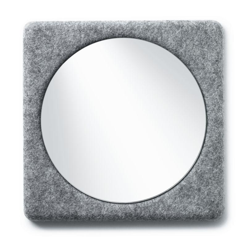 Menu - Felt panel - lustro - wymiary: 30 x 30 cm