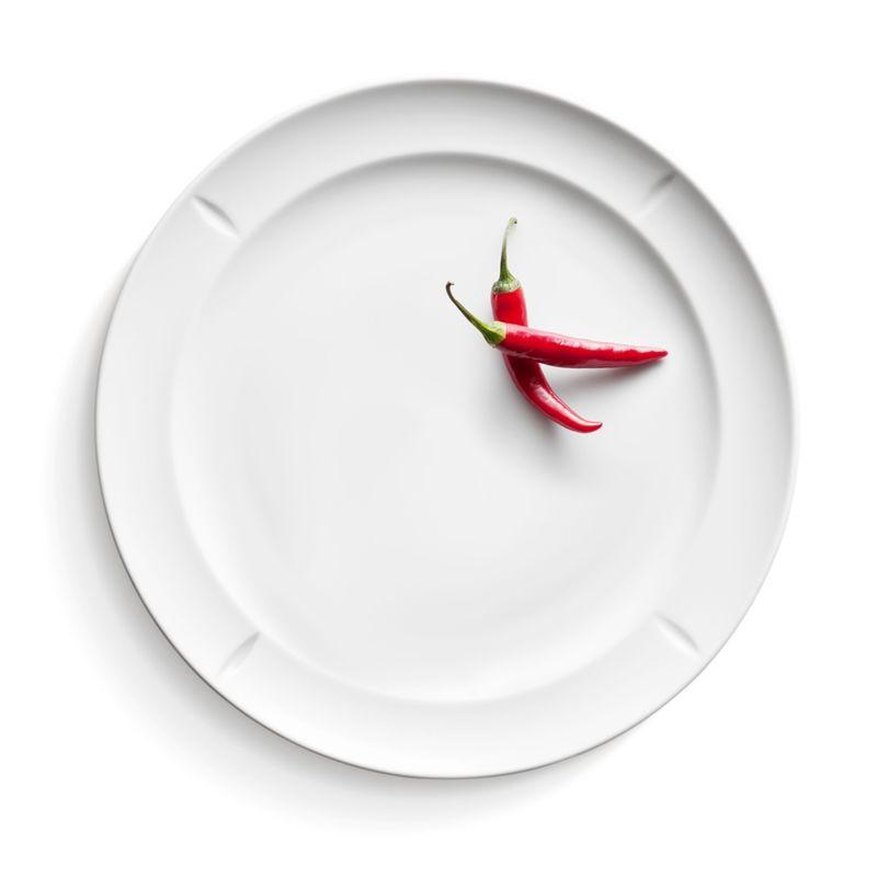 Rosendahl - Grand Cru Soft - 4 talerze obiadowe - średnica: 27 cm