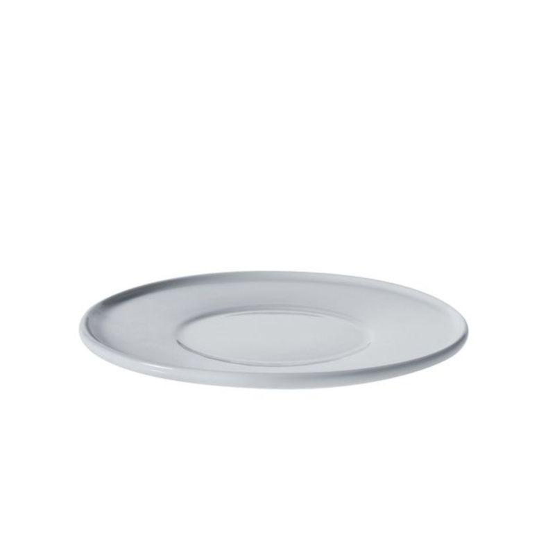 A di Alessi - PlateBowlCup - spodek do filiżanki do herbaty - średnica: 15 cm