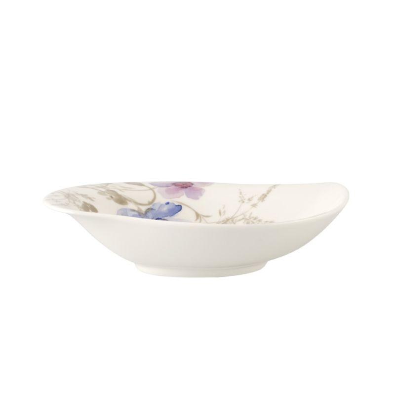 Villeroy & Boch - Mariefleur Gris Serve & Salad - miska - wymiary: 21 x 18 cm