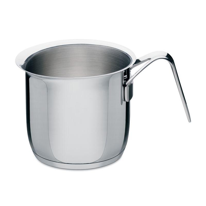 A di Alessi - Pots&Pans - garnek do mleka - średnica: 14 cm; pojemność: 1,9 l