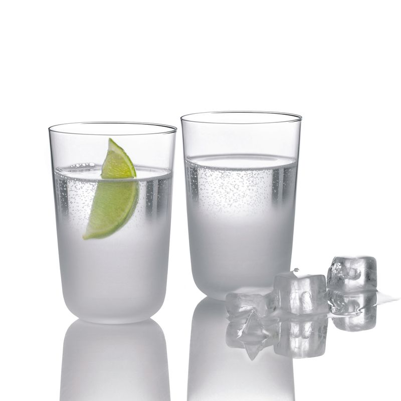 Stelton - Frost - 2 szklanki - pojemność: 0,27 l
