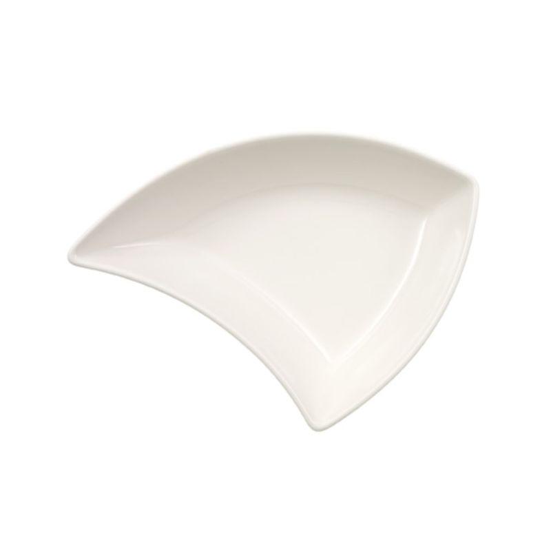 Villeroy & Boch - New Wave - mały talerz łódka - wymiary: 14 x 15 cm