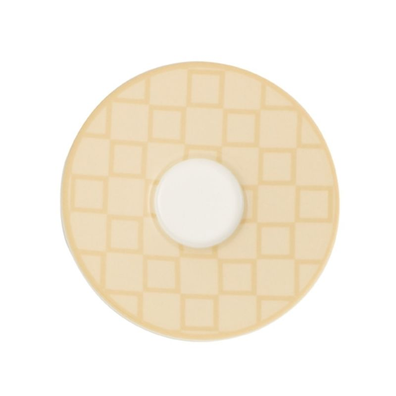 Villeroy & Boch - Caffé Club Vanille - spodek do filiżanki do espresso - średnica: 12 cm