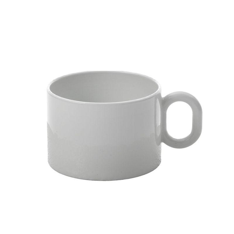 Alessi - Dressed - filiżanka do herbaty - pojemność: 0,17 l