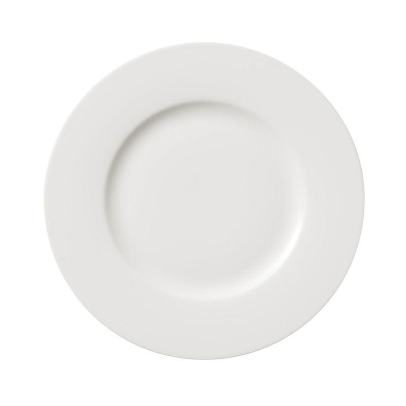 Villeroy & Boch - Twist White - talerz sałatkowy - średnica: 21 cm