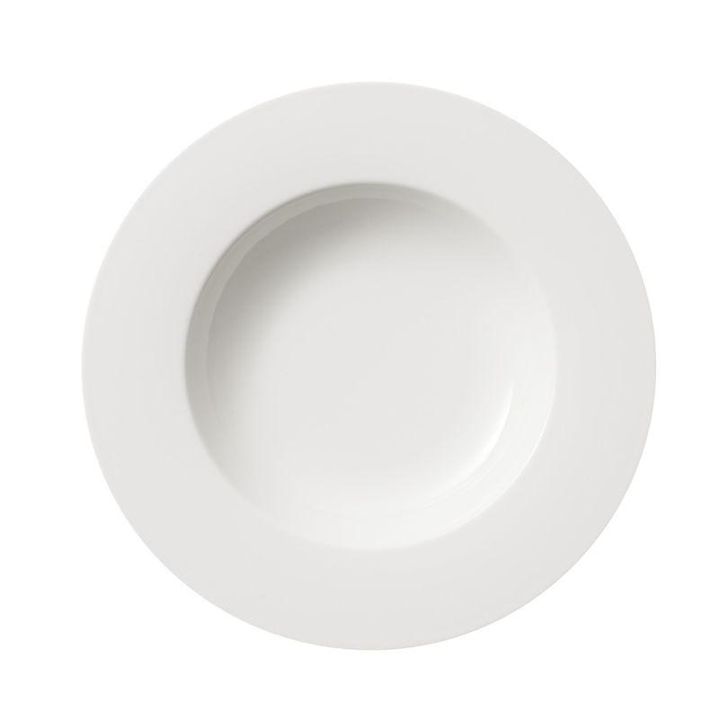 Villeroy & Boch - Twist White - talerz głęboki - średnica: 24 cm