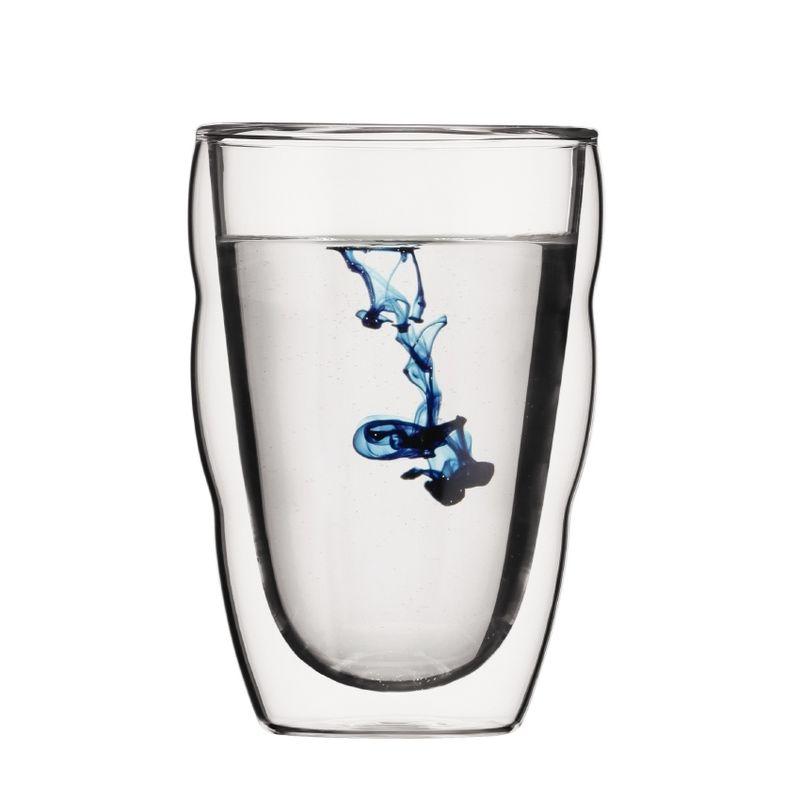 Bodum - Pilatus - 2 szklanki - pojemność: 0,35 l