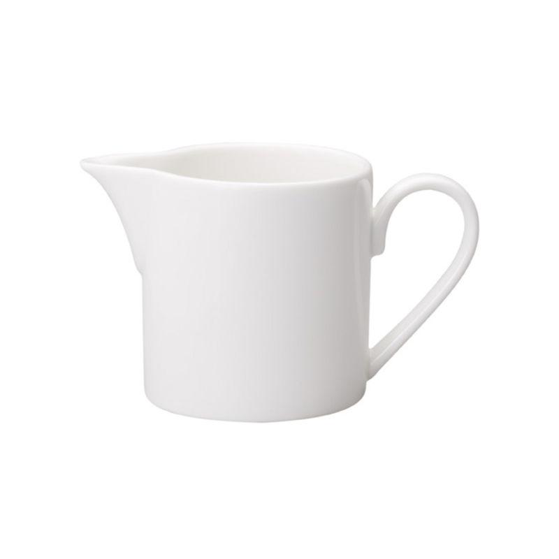 Villeroy & Boch - Twist White - mlecznik - pojemność: 0,2 l