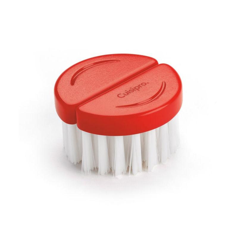 Cuisipro - szczoteczka do czyszczenia grzybów - średnica: 4,9 cm