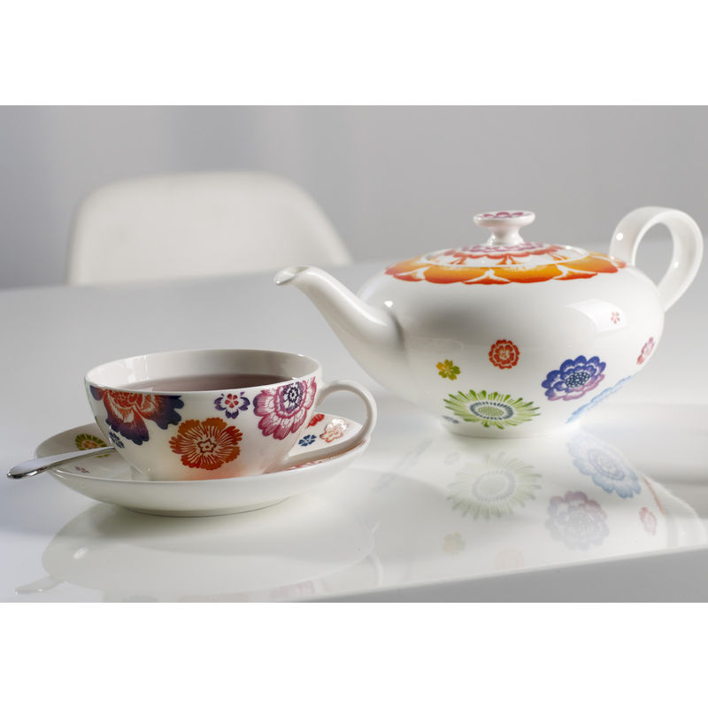 villeroy boch anmut bloom fili anka do herbaty. Black Bedroom Furniture Sets. Home Design Ideas