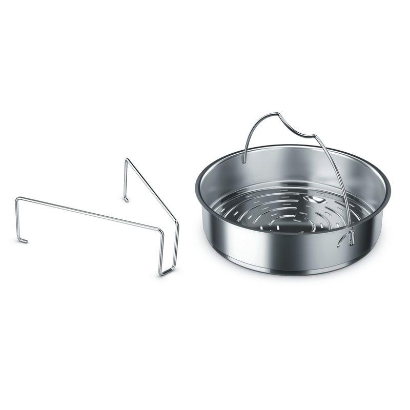 Fissler - perforowana wkładka do gotowania na parze