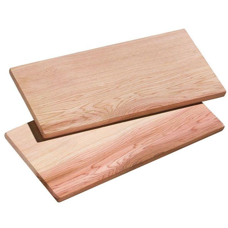 Küchenprofi - Smoky - 2 deski do grilla