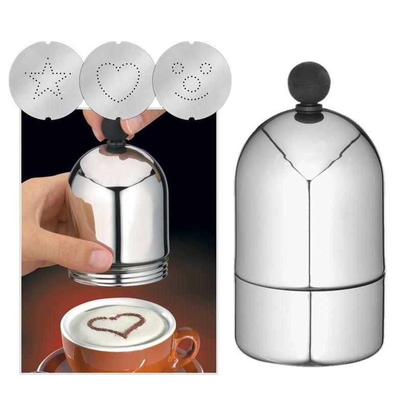 Cilio - dekorator do kawy - 3 wzory