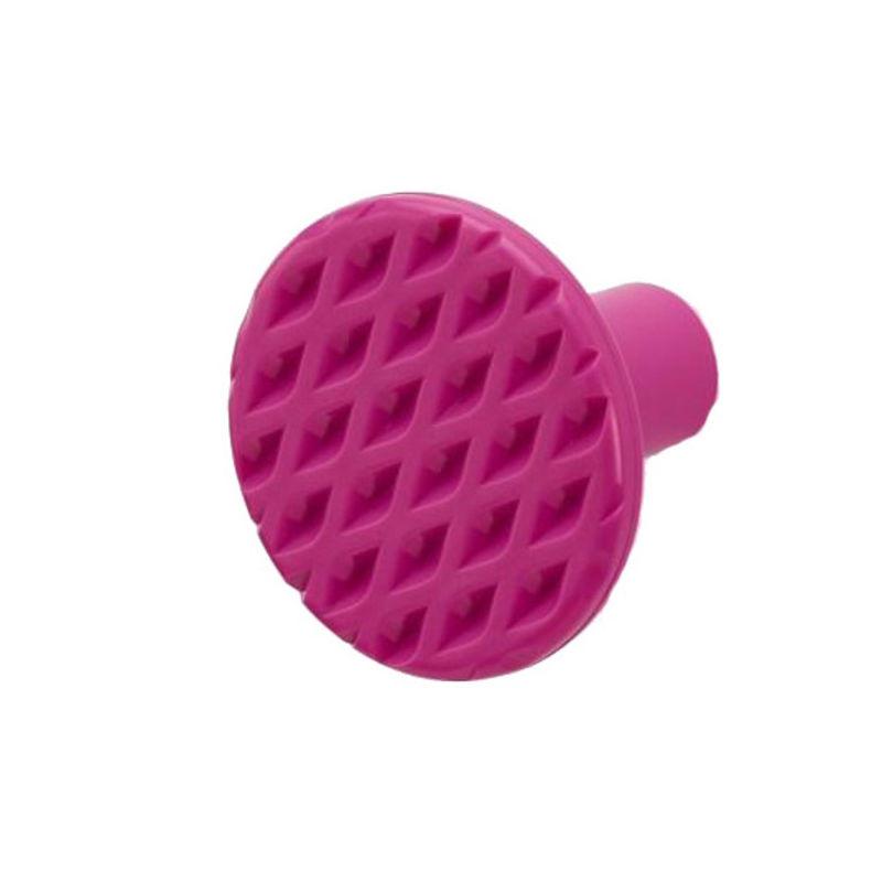 PO: - Pop - zestaw 3 wieszaków ściennych - średnica: 5,5 cm