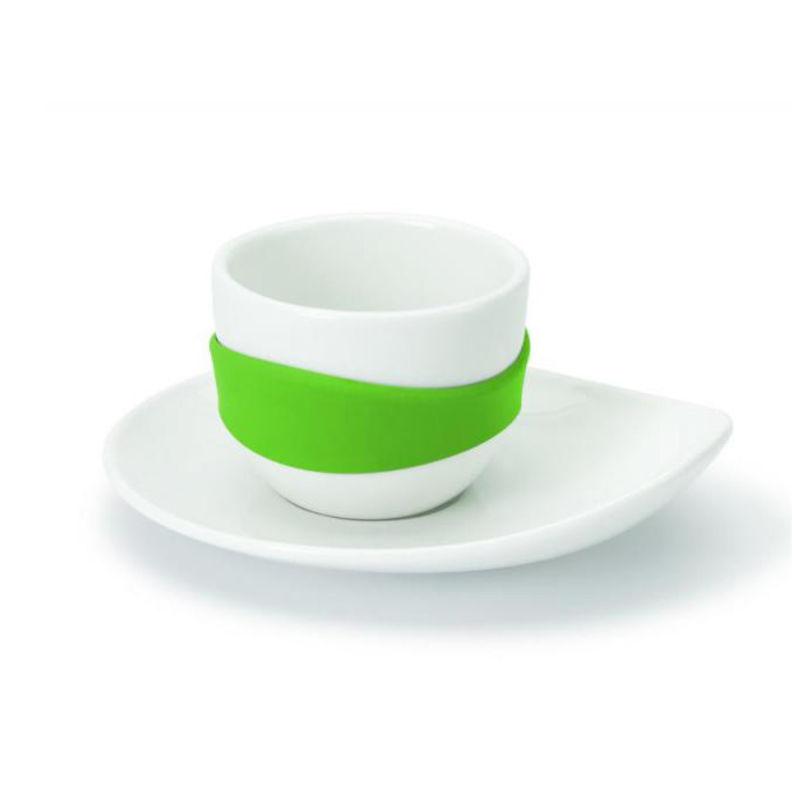 PO: - Trendy - zestaw do espresso - pojemność: 60 ml