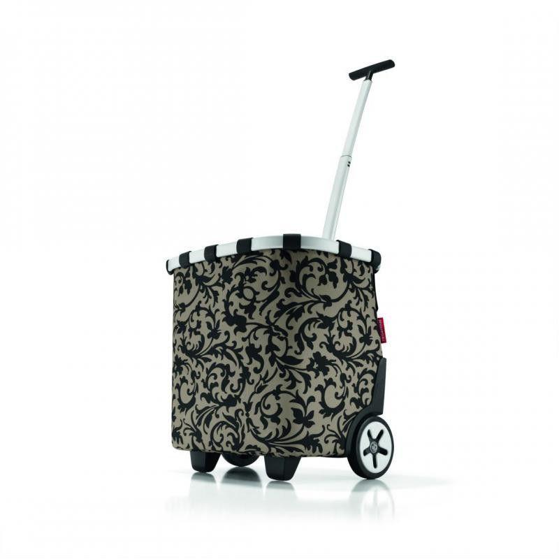 Reisenthel - carrycruiser - wózek na zakupy - wymiary: 47,5 x 42 x 32 cm
