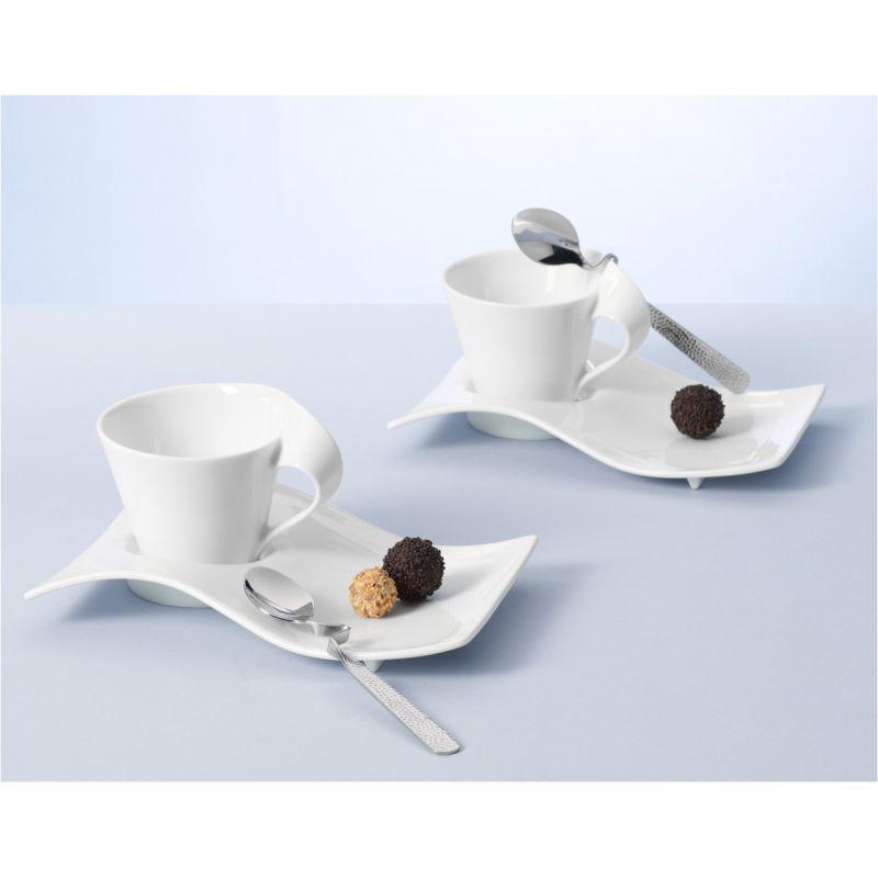 Villeroy & Boch - New Wave Caffe - zestaw do Cappuccino - dla 2 osób
