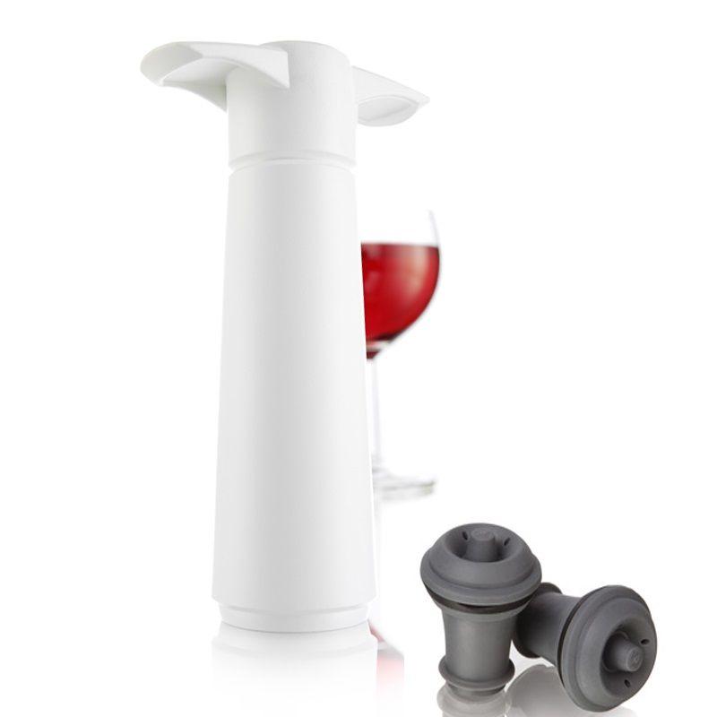 Vacu Vin - pompka próżniowa do wina i 2 korki