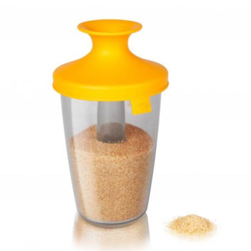 Tomorrow's Kitchen - HOP - pojemnik na produkty sypkie - pojemność: 0,6 l