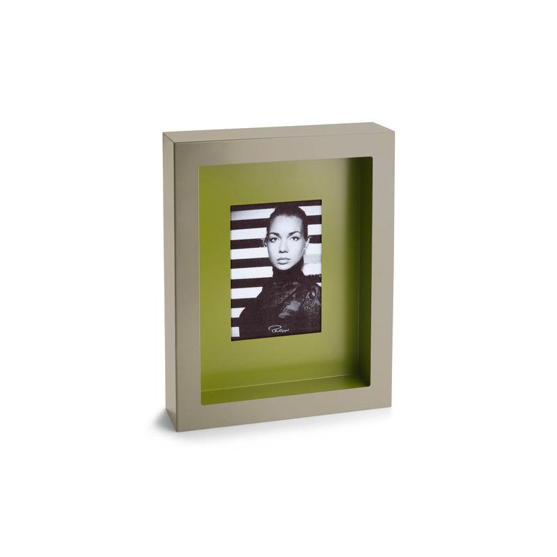 Philippi - Green - ramka na zdjęcia - wymiary: 10 x 15 cm