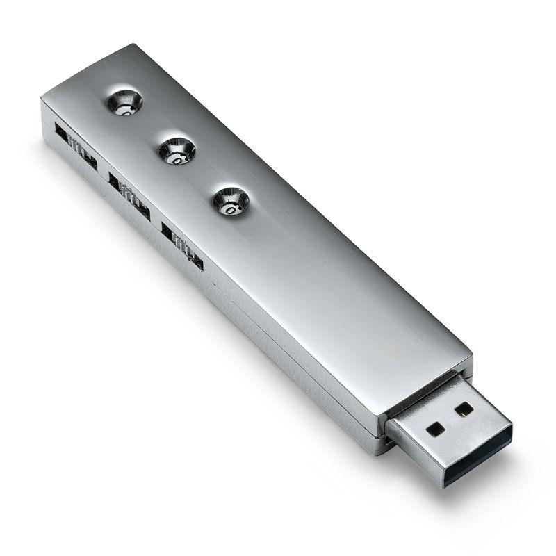 Philippi - Lock - usb 4 GB z blokadą - długość: 7,5 cm