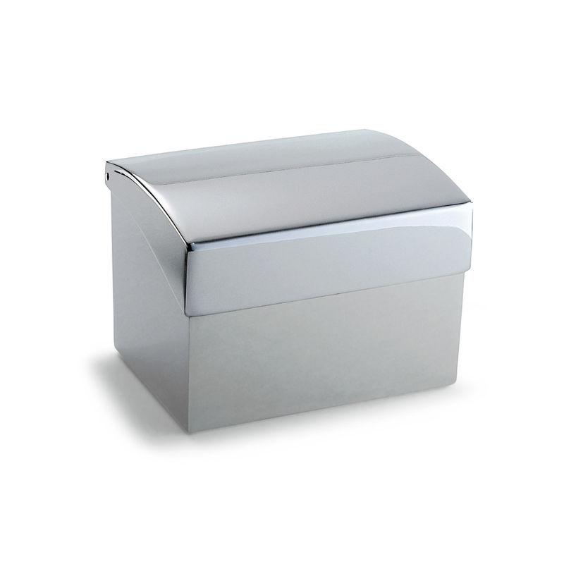 Philippi - Clip - pudełko na wizytówki - wymiary: 9,5 x 7 x 7 cm