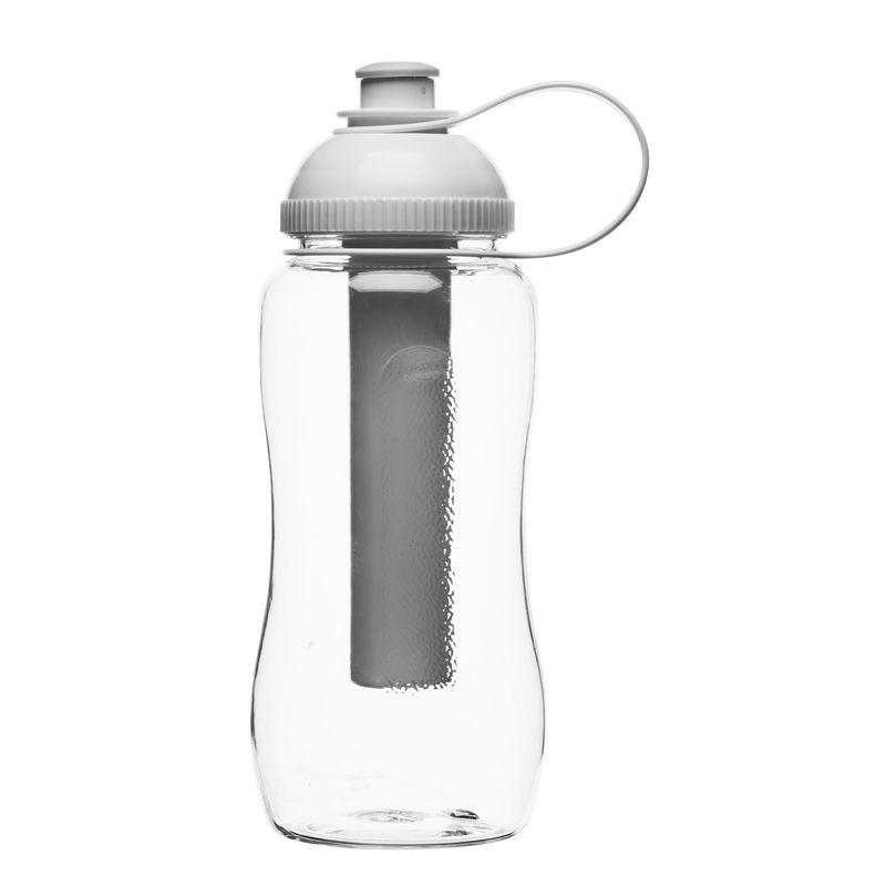 Sagaform - To Go - butelka-bidon z wkładem chłodzącym - pojemność: 0,52 l
