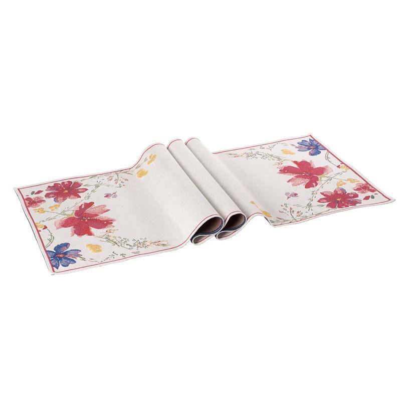 Villeroy & Boch - Textil Accessoires Mariefleur - bieżnik - wymiary: 150 x 50 cm