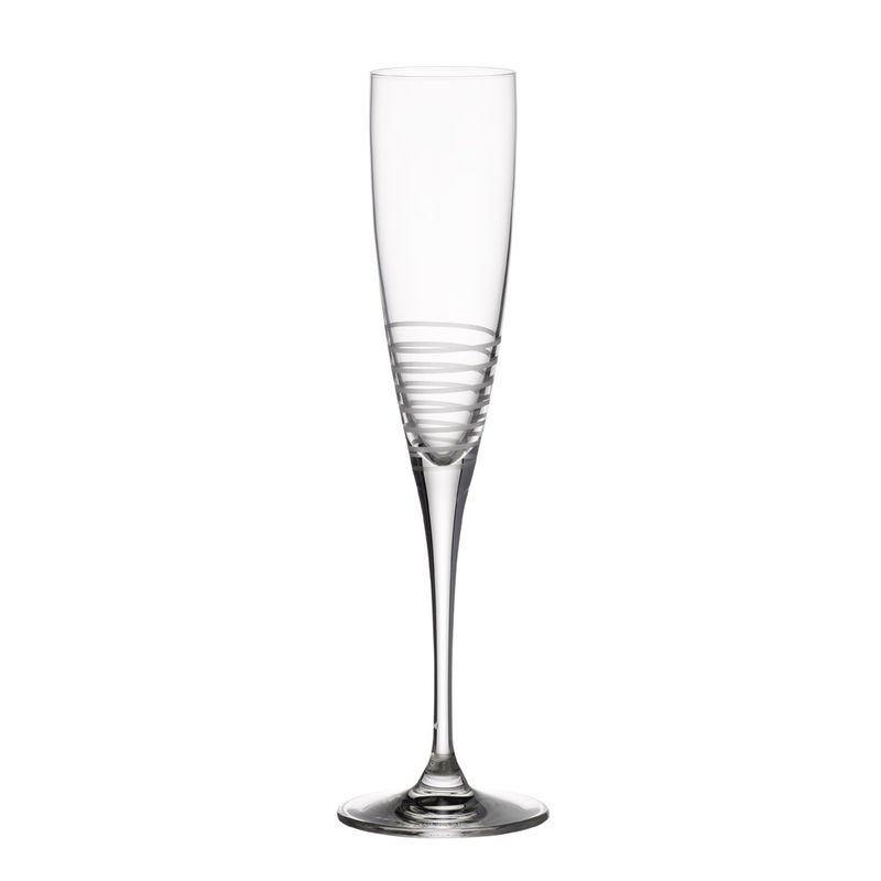 Villeroy & Boch - Maxima Decorated - kieliszek do szampana - wysokość: 26,5 cm