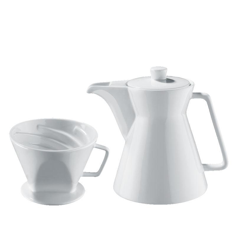 Cilio - Vienna - dzbanek z filtrem do kawy - pojemność: 1,0 l