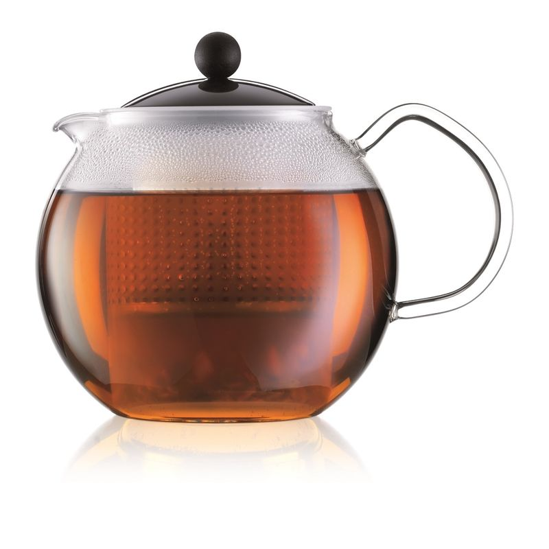 Bodum - Assam - zaparzacz do herbaty - pojemność: 1,0 l