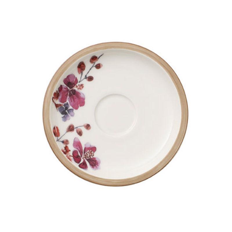 Villeroy & Boch - Artesano Provencal Lavender - spodek do filiżanki do espresso - średnica: 12 cm