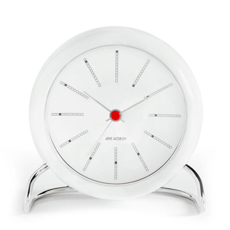 Rosendahl - Arne Jacobsen Bankers - budzik - średnica: 11 cm
