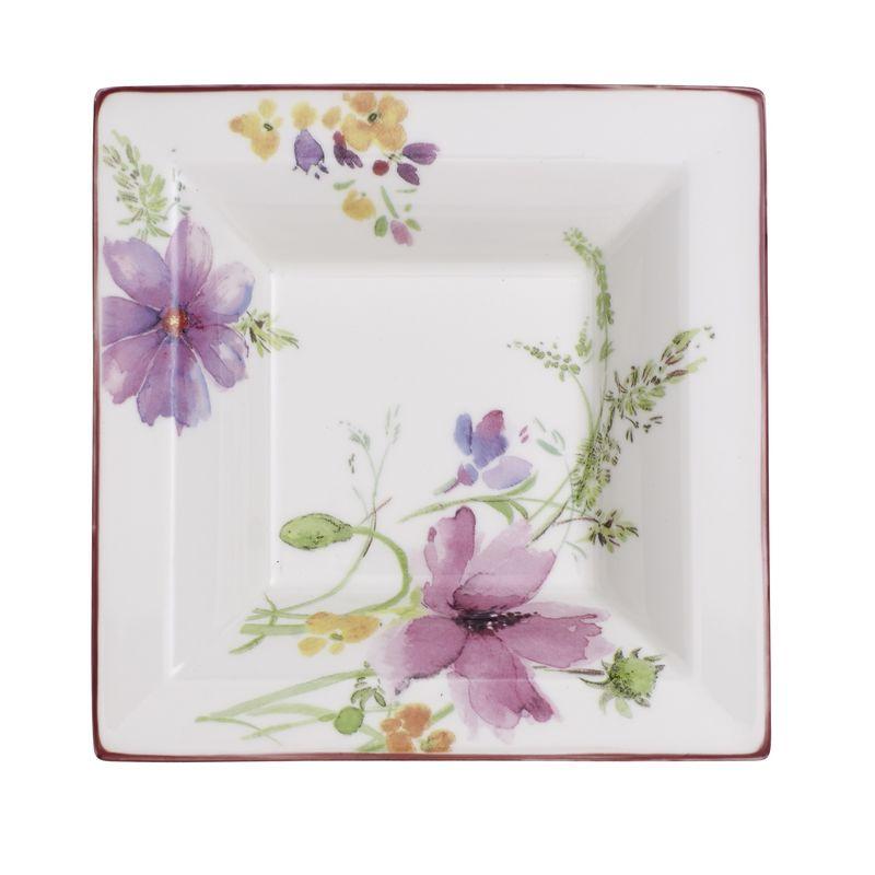 Villeroy & Boch - Mariefleur Gifts - kwadratowa miseczka - wymiary: 14 x 14 cm