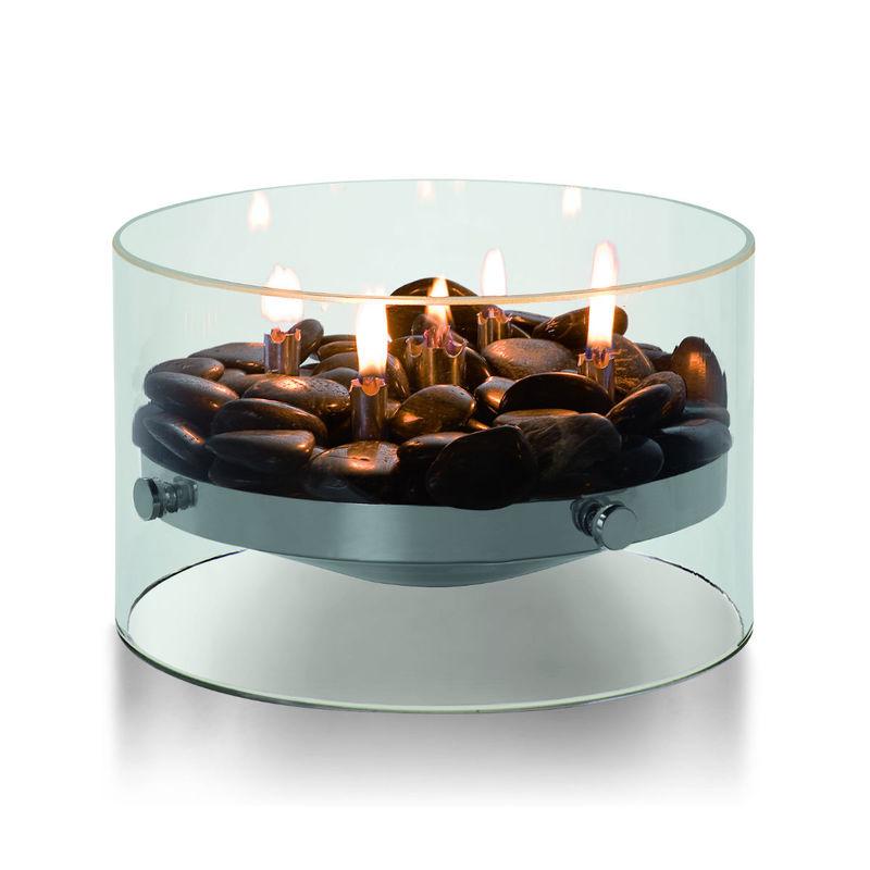 Philippi - Fire Tischkamin - lampa oliwna - średnica: 23 cm