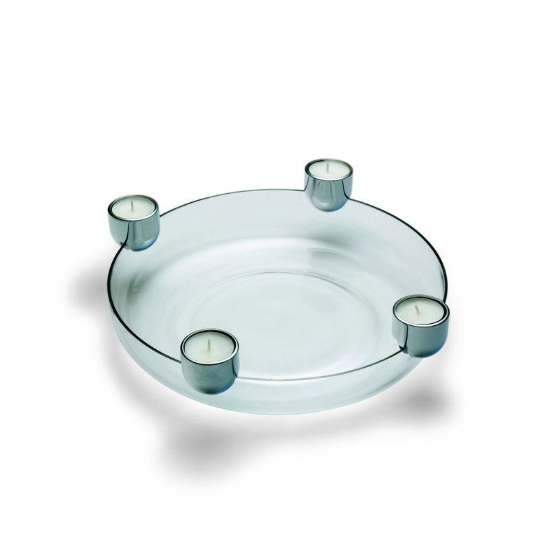 Philippi - Arena - misa i 4 świeczniki na tealight - średnica: 30 cm