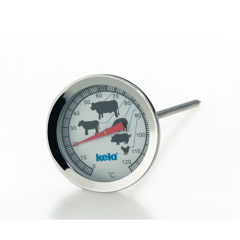 Kela - Punkto - termometr do pieczeni - średnica: 5 cm