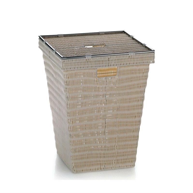 Kela - Noblesse - kosze na pranie - wymiary: 53 x 40 x 40 cm