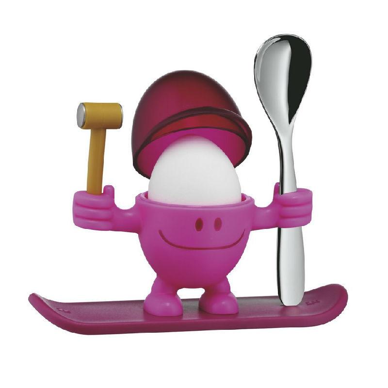 WMF - McEgg - kieliszek na jajko z łyżeczką - wysokość: 11 cm