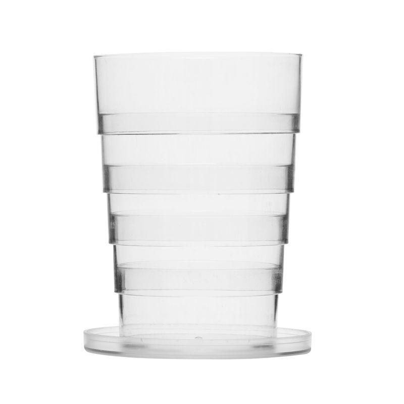 Sagaform - Outdoor - rozkładana szklanka do piwa - pojemność: 0,4 l